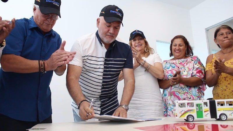 Alcaldía de Soledad apoyará a 3 mil estudiantes con la mitad del pasaje en Transmetro