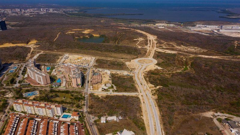 Alcaldía y grupo Argos presentan la nueva carrera 65 en Barranquilla