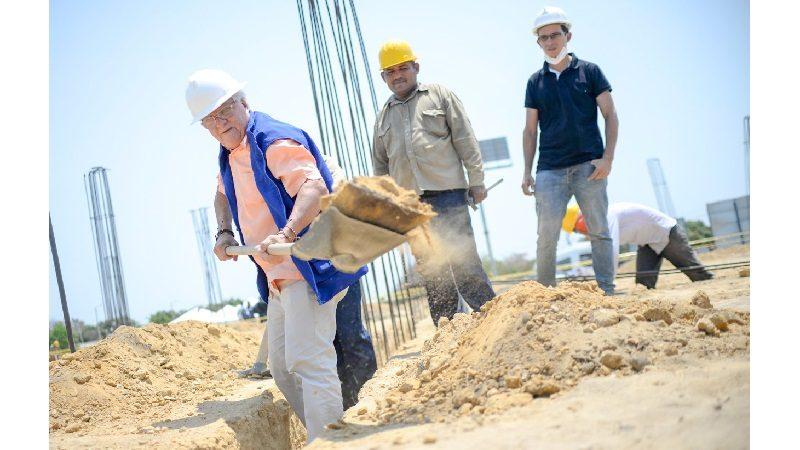 Arrancó construcción de centro hospitalario en el suroccidente de Soledad