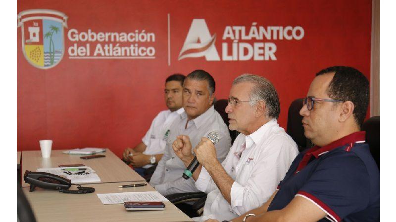 Autoridades alistan plan de seguridad para la Semana Santa en Atlántico