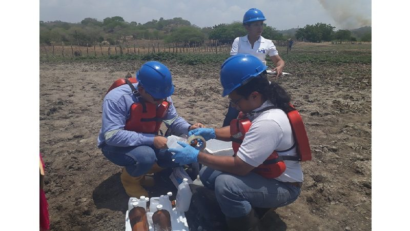 CRA inspeccionó embalse del Guájaro, tras muerte masiva de animales en la zona