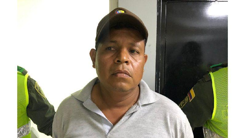 Cae integrante del Clan del Golfo, en el norte de Barranquilla