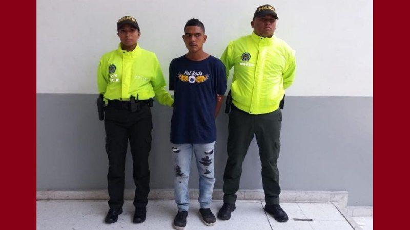 Capturan a uno de los presuntos homicidas de la niña asesinada dentro de un bus en Barranquilla