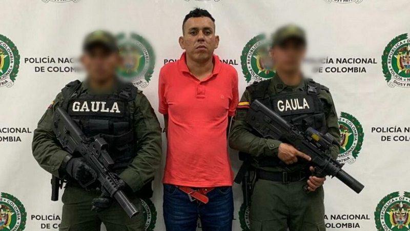 Cayó alias 'Visaje', el terror de las extorsiones a comerciantes en el mercado de Barranquilla