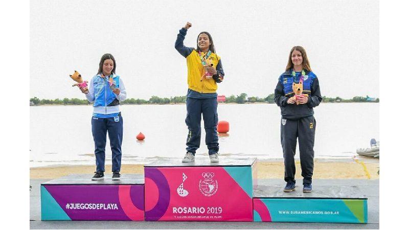 Colombia logró dos oros en los Juegos Suramericanos de Playa