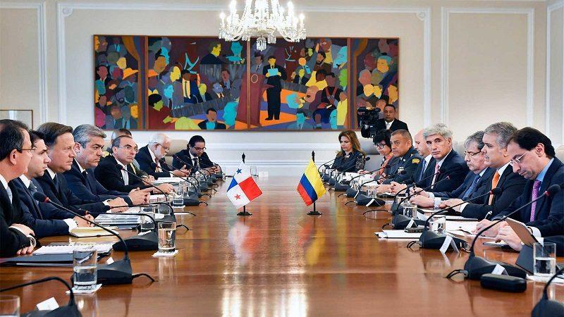 Colombia y Panamá fortalecen cooperación en seguridad, turismo, comercio, salud, energía y Economía Naranja