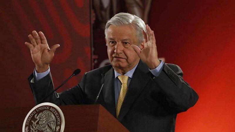 Con 4 meses en el poder, presidente mexicano dice no a la reelección