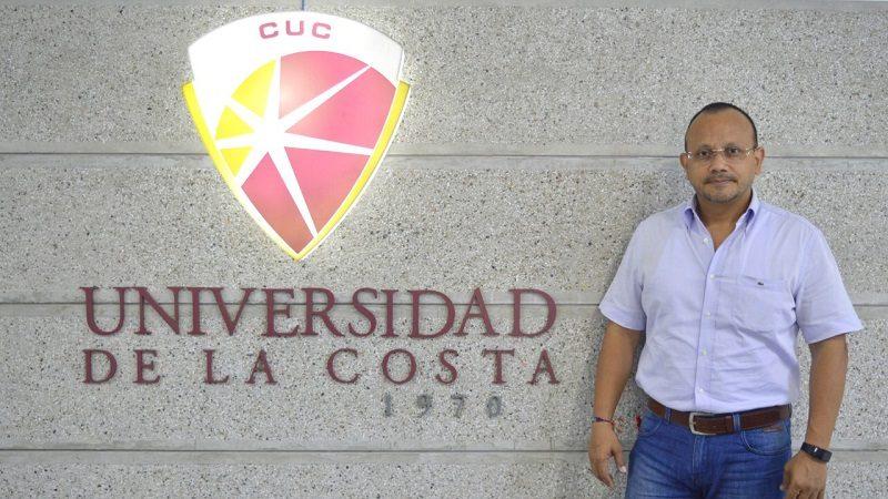 Decano de Unicosta, nuevo directivo de Asociación colombiana de facultades de Humanidades y Ciencias Sociales