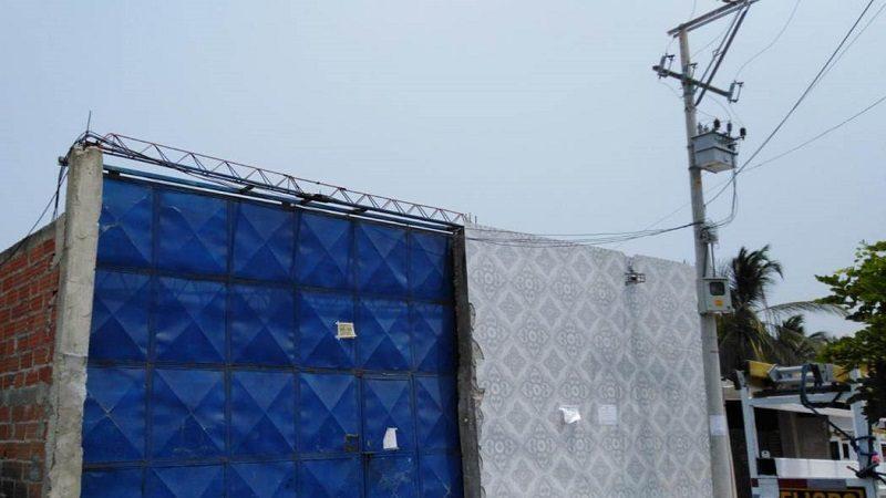 Detectan transformador ilegal en empresa del barrio Villanueva