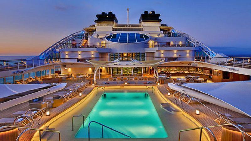 El barco más lujoso del mundo llega a Cartagena, este jueves 21 de marzo