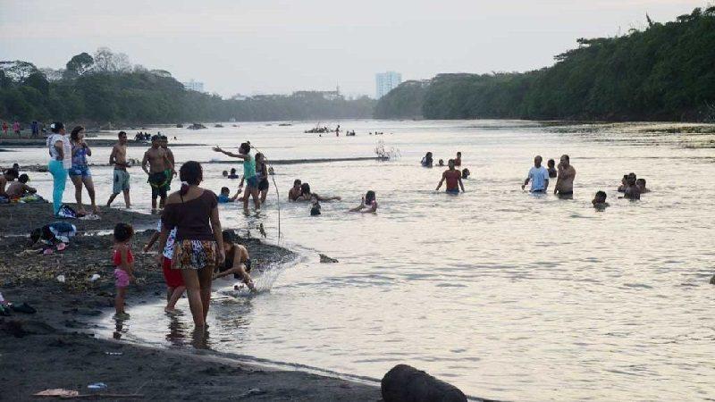 El río Sinú tiene el nivel más bajo de los últimos 20 años
