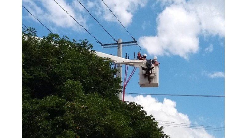 Electricaribe invita a respetar distancias de seguridad para prevenir incidentes eléctricos