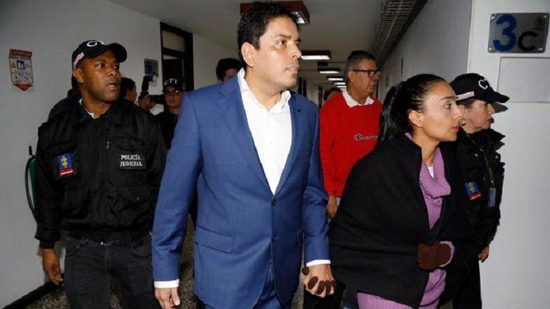 Exfiscal de la JEP y Luis Alberto Gil fueron enviados a la cárcel