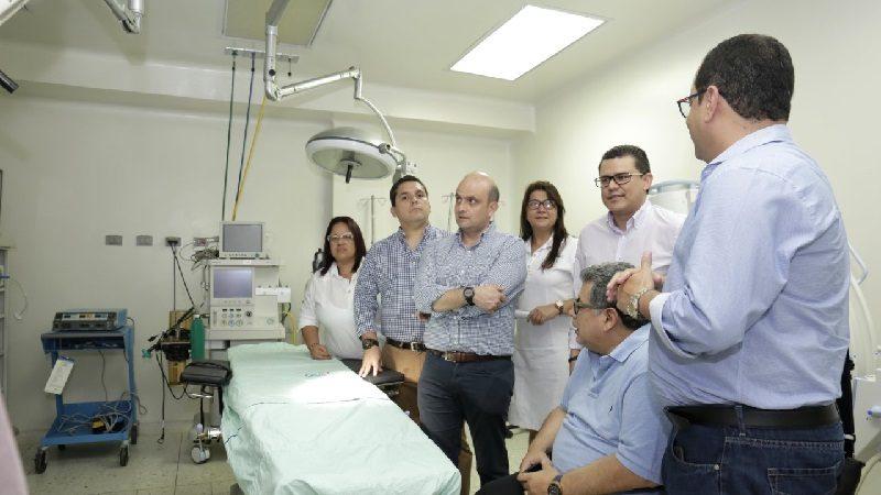 Gobernación inyecta $4.070 millones para plan de choque y reactivación del Hospital ESE Cari