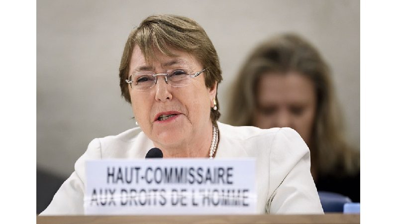 Graves denuncias de Bachelet sobre Maduro en su informe a la ONU