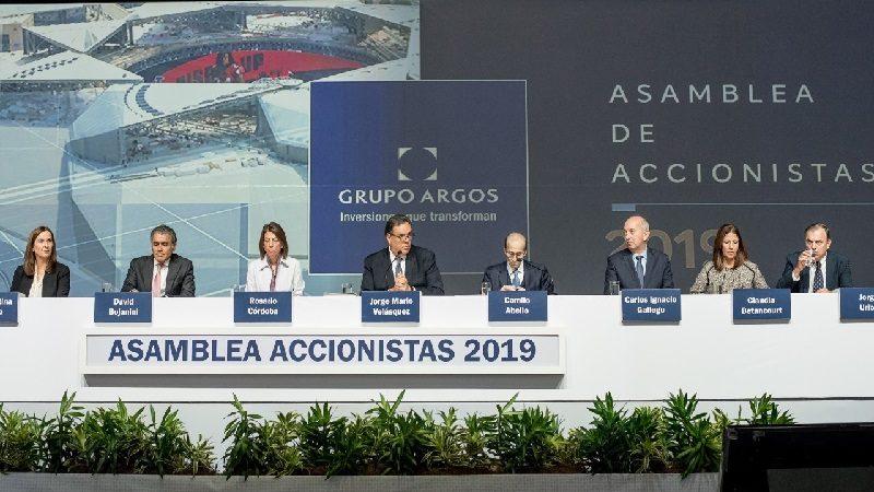 Grupo Argos anunció inversiones cercanas a COP 2,6 billones en 2019