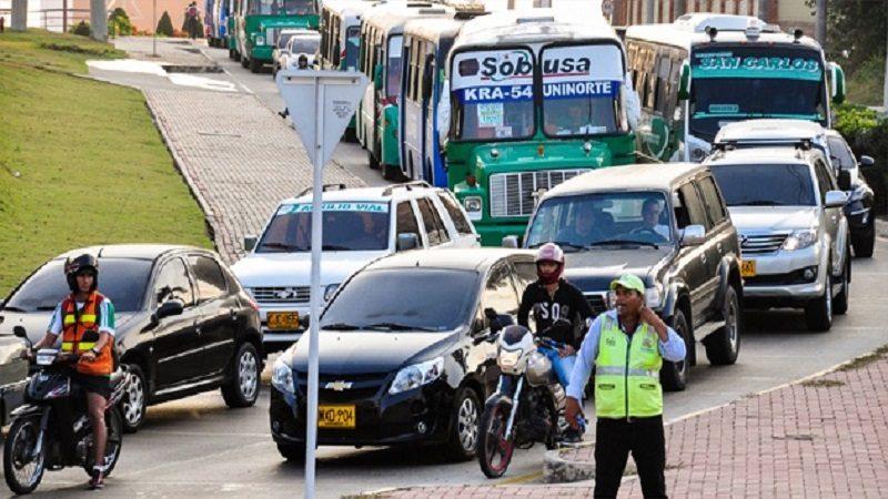 Hasta este sábado 30 de marzo, descuento del 10% en derecho de tránsito, en Barranquilla