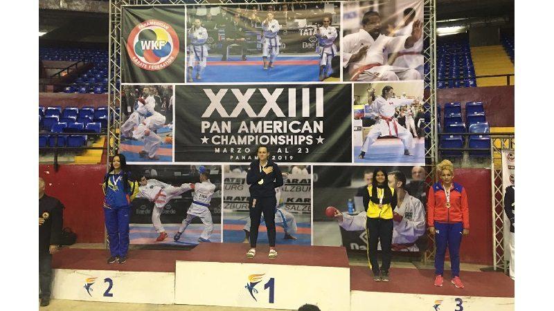 Integrante del Team Barranquilla conquista bronce para Colombia en Panamericano de Karate