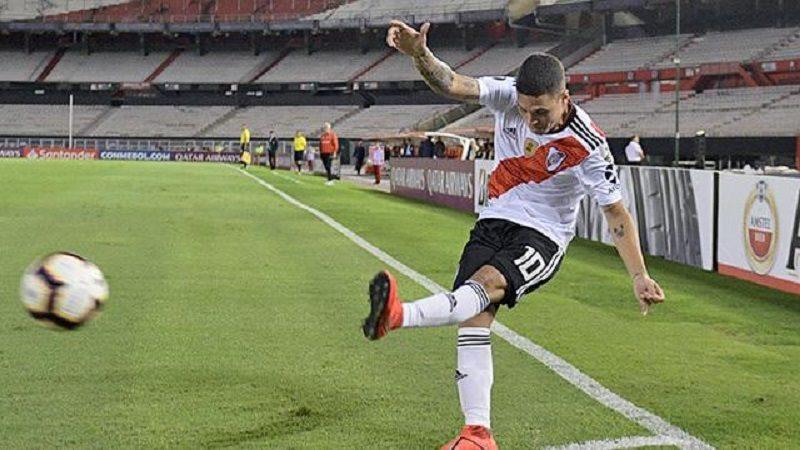 Juan Fernando Quintero fue operado con éxito de su rodilla izquierda