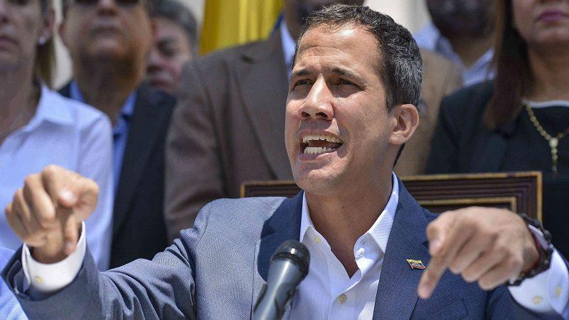 Juan Guaidó, inhabilitado como líder del Parlamento venezolano