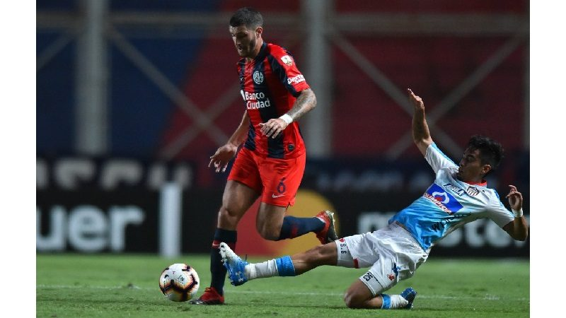 Junior cayó 0-1 ante San Lorenzo, por Copa Libertadores