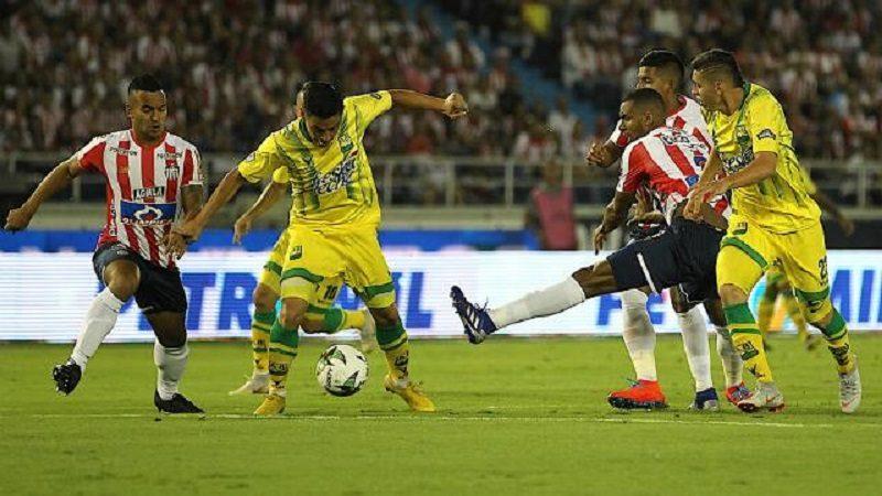 Junior empató 0-0 con Bucaramanga, en el Metropolitano