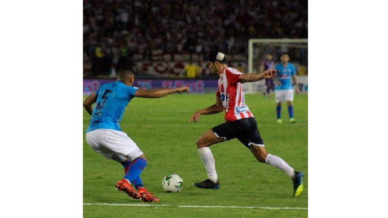 Junior empató 1-1 con Unión Magdalena, en el Metropolitano