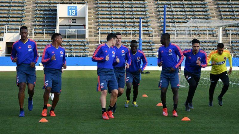 La Selección Colombia ya tiene su grupo completo en Japón