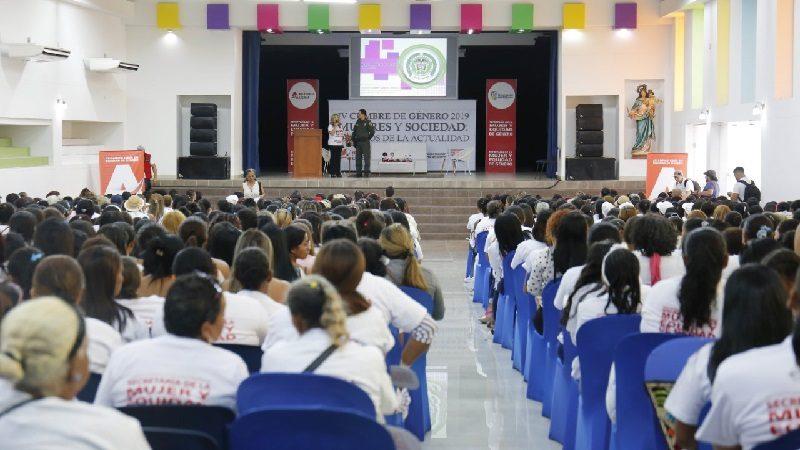 Las mujeres se unieron por la equidad en IV Cumbre de Género del Atlántico