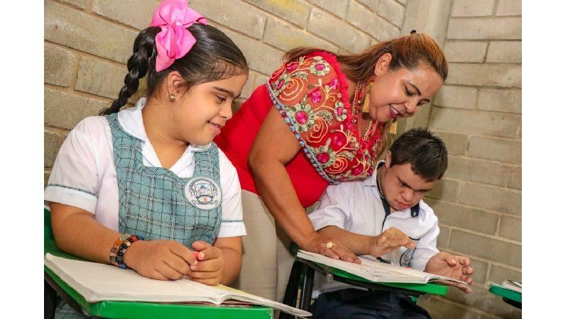 Más de 700 estudiantes del Distrito han sido formados como promotores de inclusión en sus colegios