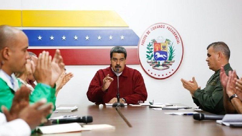 Maduro cambiará todo su gabinete ministerial, tras apagón en Venezuela