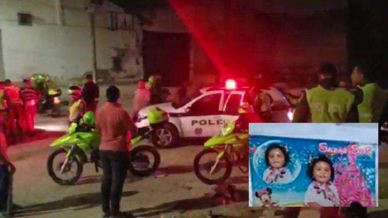 Policía asegura que tiene ubicados a ladrones que asesinaron a niña dentro de un bus