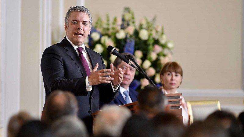 Presidente Duque inicia este jueves 21 de marzo, visita oficial a Chile y participará en reunión de mandatarios suramericanos