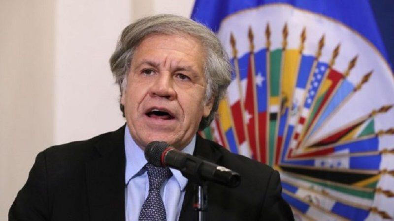 Secretario de la OEA rechaza 'incursión militar' de Rusia en Venezuela
