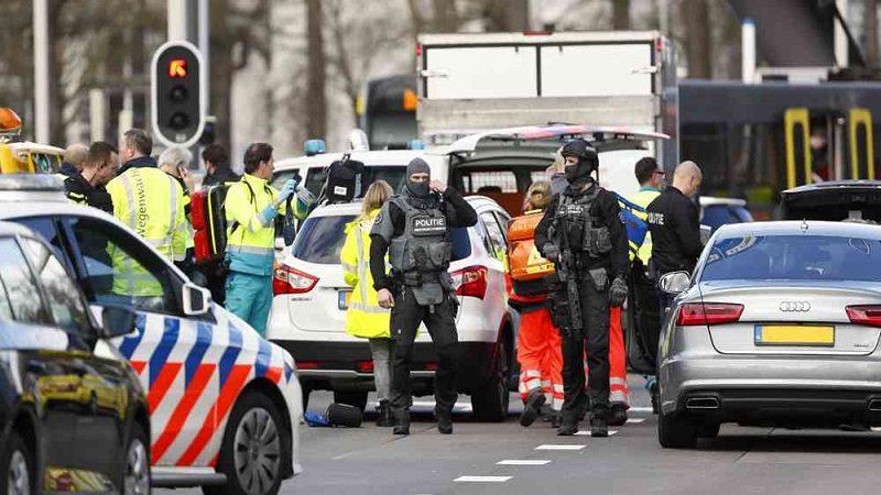 Tres muertos y varios heridos tras tiroteo en Utrecht, Holanda