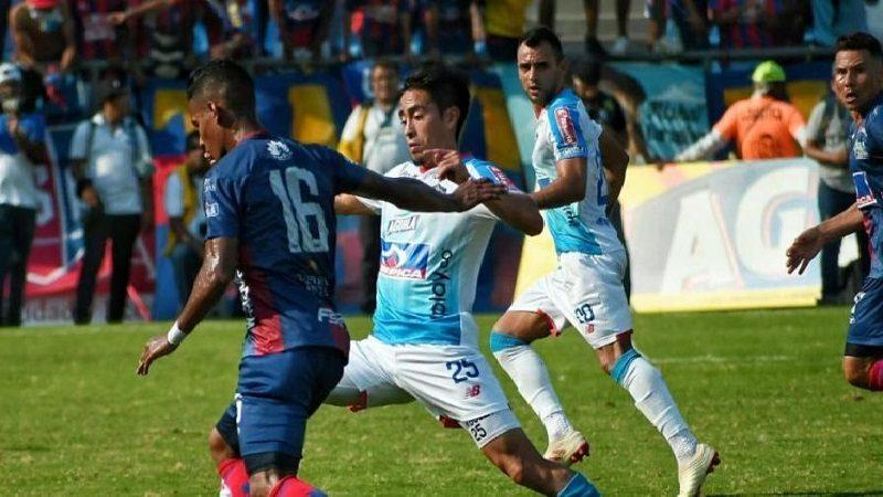 Unión Magdalena 1 - Junior 1