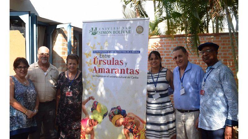 Unisimón, en Curso de la Escuela Doctoral de la RED-HILA realizado en Cuba