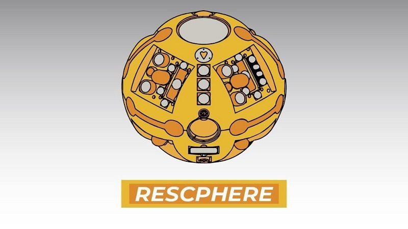 Universidad de la Costa obtiene su primera patente de invención, con robot que rescata a personas en emergencias