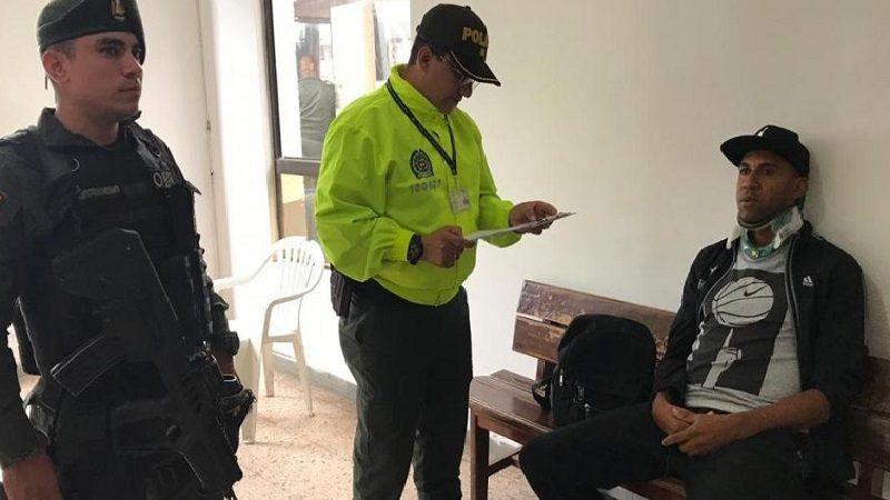 Viáfara, el campeón de la Libertadores, a un paso de la extradición