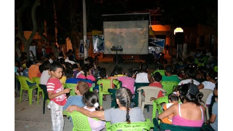 'Cine al Río' llega con su magia al Gran Malecón