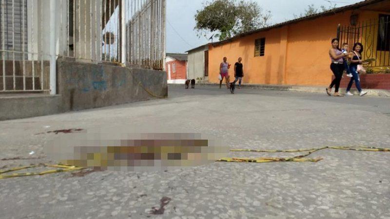 A bala asesinan en Soledad a joven que tenía detención domiciliaria