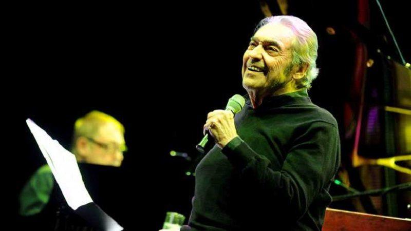 A los 79 años, murió el cantautor y poeta Alberto Cortez