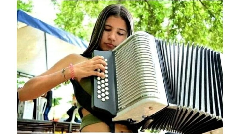 Acordeonera de Sabanalarga, finalista en el Festival de la Leyenda Vallenata 2019