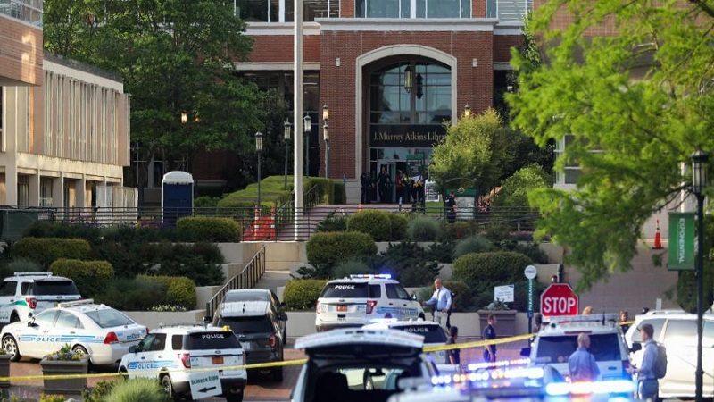 Al menos dos muertos deja un tiroteo en Carolina del Norte