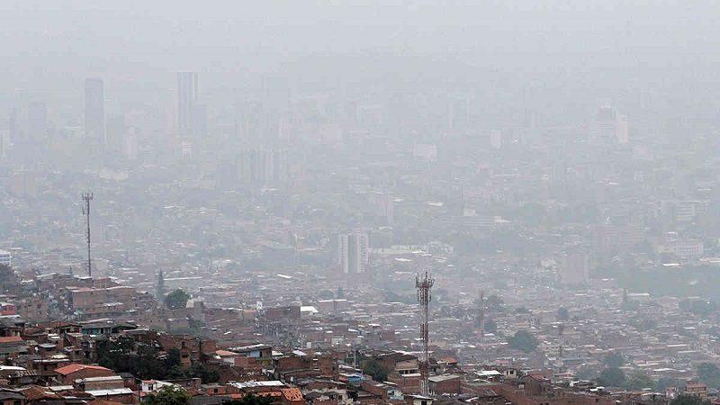 Anuncian 500 mil dólares para mejorar monitoreo de calidad de aire en Colombia