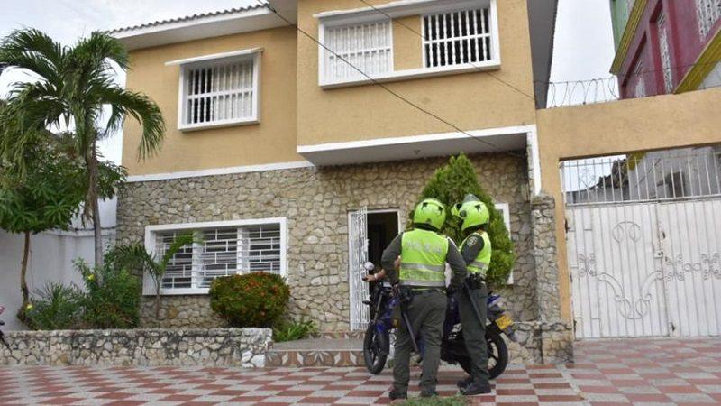 Asaltan casa pastoral de iglesia bautista El Bethel en barrio San Isidro