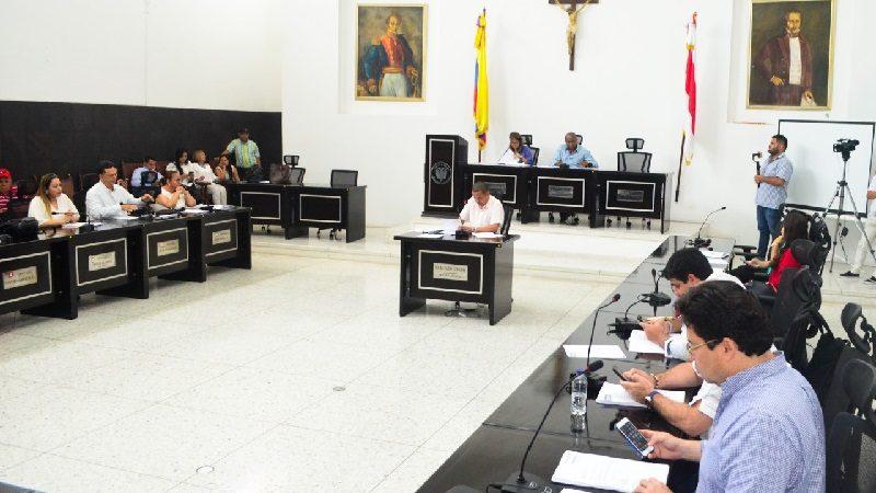 Asamblea aprobó construcción de concha acústica de la Banda de Baranoa y reconstrucción del edificio de Coltabaco