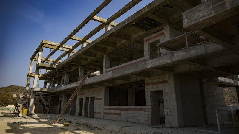 Avanza en 64 % la nueva sede del colegio San Nicolás de Tolentino de Puerto Colombia