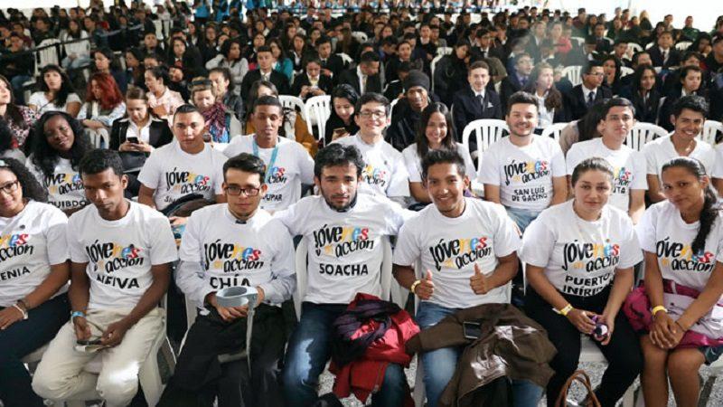 Comenzaron pagos de incentivos de Jóvenes en Acción