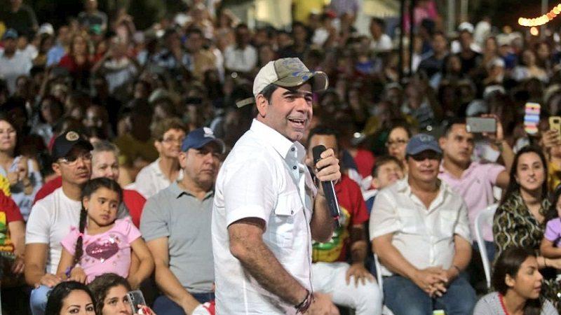 Con 96% de imagen favorable, alcalde Char mantiene liderazgo de gestión pública en Colombia 1